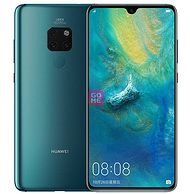 麒麟980+6.53寸屏+徕卡三摄:Huawei 华为 Mate 20 手机  6+64g