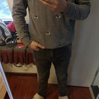 99%棉+1%弹性纤维混纺 94期团购 CK牛仔裤 150金币晒单