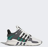 2件!adidas阿迪达斯 Originals EQT Support Mid ADV 运动鞋