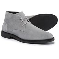 意大利奢侈品品牌, A.testoni 铁狮东尼 男士 真皮沙漠靴