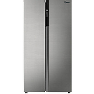 21日0点:Midea 美的 BCD-525WKPZM(E) 对开门冰箱 525升