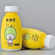 李子园 榴莲味臭臭奶280mlx15瓶