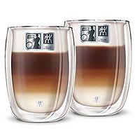 ZWILLING 双立人双层咖啡杯  200mlx2件