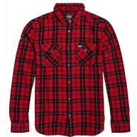 限M码,Superdry 极度干燥 男士 Rookie Ridge 格子衬衫
