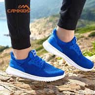 多色可选:Camkids 儿童透气网面运动鞋