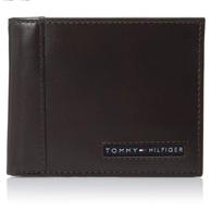 剩4个:TOMMY HILFIGER 汤米·希尔费格  男士短款钱包 31TL22X063
