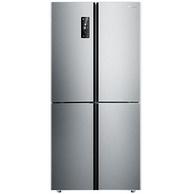 25日0点、前500台: Ronshen 容声 BCD-432WD12FPA 432升 十字对开门冰箱 3199元包邮