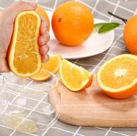 果径85mm以上:云耕东犁 江西赣南脐橙 2.5kg 29.9元包邮