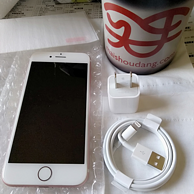 美日版 解鎖版 iPhone 7 128g 95新 團購到貨曬單 150金幣曬單