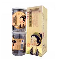中华老字号 胡庆余堂 果仁阿胶片280克x2罐