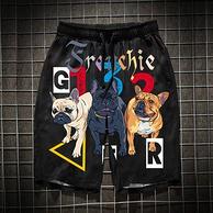24款可选,KVARS 新款 男士 潮流沙滩裤