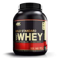 值哭、美亚销量第1:2件x5磅 Optimum Nutrition 欧普特蒙 金标蛋白粉