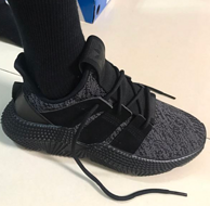 國內1099元!值哭!ebay入手三倍差價的阿迪prophere系列跑鞋 160金幣曬單