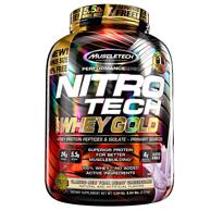 Muscletech 肌肉科技 金装正氮增肌蛋白粉5.5磅