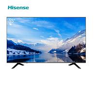 0点 能懂方言的电视:Hisense 海信 55英寸 4K液晶电视 H55E3A