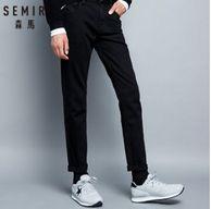 Semir 森马 19316241110 男士直筒牛仔裤