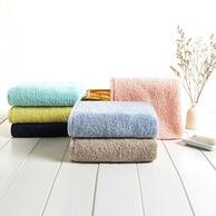 日本百年品牌,uchino 内野 A类 105g 纯棉毛巾34x75cm