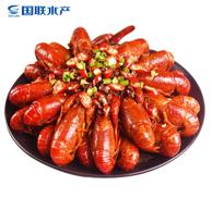 限地区,GUO LIAN 国联水产 麻辣小龙虾 750gx4件