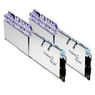 22点: G.SKILL 芝奇 皇家戟 16GB(8GB×2) DDR4 3600 RGB台式机内存条 套装