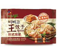 bibigo 必品阁 韩式泡菜王饺子 490gx9件