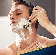 历史新低:Gillette 吉列 锋隐致护男士手动剃须刀 1刀架+9刀头