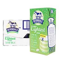 部分地区有货:200mlx24盒x3件 ,Devondale 德运 脱脂纯牛奶