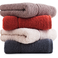 4条装 三利 A类 100g 长绒棉毛巾 34×76cm