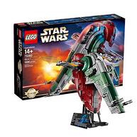 18日0点: LEGO 乐高 Star Wars 星球大战系列 75060 奴隶一号