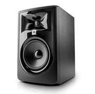 新低!JBL 305P MkII 5寸有源监听音箱 单只装