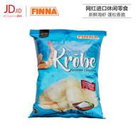 35%海虾肉含量:KROBE 印尼进口虾片 70gx12包