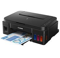 16点:Canon 佳能 G3800 喷墨无线一体打印机