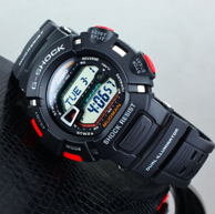 CASIO 卡西欧 G-SHOCK Mudman 泥人系列 G9000-1V 男士腕表