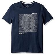 Armani Exchange 阿玛尼 Soundwaves 男士T恤 24.5美元约¥164