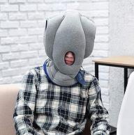 午睡降噪神器:BANANA 午睡鸵鸟枕 50x36cm