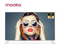 0点 降200元:Mooka 模卡 海尔 50英寸 4K液晶电视U50H3