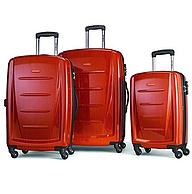 Samsonite新秀麗 Winfield 2 20+24+28寸行李箱拉桿箱 3件套