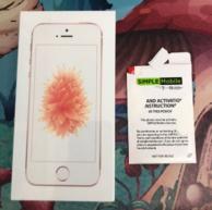 等待也是美好的 iPhone SE 32G 全新玫瑰金補票上車記 220金幣曬單 變色杯額外獎勵20%