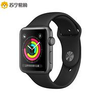 Apple 苹果 Watch Series 3智能手表 GPS款 38mm