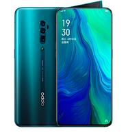 10倍变焦+骁龙855+nfc+全面屏:OPPO Reno版 手机 6+128g