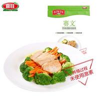 健身代餐,喜旺 即食鸡胸肉100gx6袋