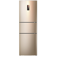 18日0点:美菱 252L 风冷无霜 变频 三门冰箱 BCD-252WP3CX
