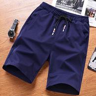 吉普盾 男士 五分 沙滩裤