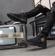新品发售:GOOD YEAR 固特异 工装帆布鞋