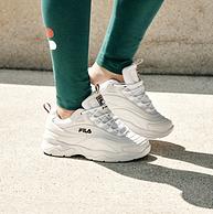 限尺码: Fila 斐乐 女士复古运动鞋