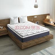 美亚爆卖40万件、厚30厘米!际诺思 超厚乳胶独立弹簧床垫 180*200*30cm