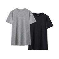 优衣库制造商,Maxwin 马威 纯棉 T恤 2件装