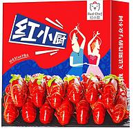 红小厨 小龙虾 爆款麻辣中号17-25只 650gx4件