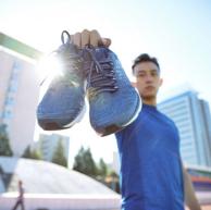 李宁 赤兔辉煌 男士 网面运动鞋