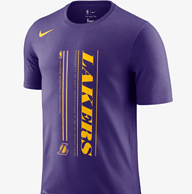 Nike 耐克 NBA T恤 洛杉矶湖人队