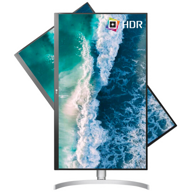 14日0点、历史低价、4K+HDR10:LG 27UL550 27英寸 IPS显示器(4K、98%sRGB、HDR10、FreeSync)
